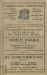 Walsh's 1931 Mt. Vernon Directory