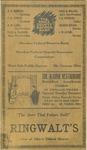 Walsh's 1937 Mt. Vernon, Ohio, Directory