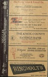1975 Mount Vernon (Knox County, Ohio) City Directory, Including Knox County Rural Route Directory