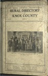 The Farm Journal Rural Directory of Knox County Ohio (1915)