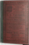 Mt. Vernon, Ohio Directory (1914)