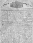 Gambier Observer, August 26, 1831