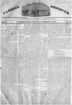 Gambier Observer, November 25, 1831