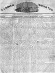 Gambier Observer, September 16, 1831