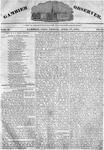 Gambier Observer, April 27, 1832