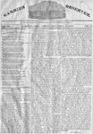 Gambier Observer, November 23, 1832