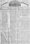 Gambier Observer, September 21, 1834