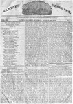 Gambier Observer, August 16, 1833