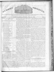 Gambier Observer, July 26, 1833