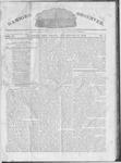 Gambier Observer, September 13, 1833
