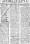 Gambier Observer, December 05, 1834