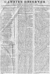 Gambier Observer, October 04, 1834