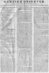 Gambier Observer, October 10, 1834