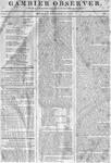 Gambier Observer, October 24, 1834