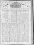 Gambier Observer, April 18, 1834