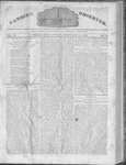 Gambier Observer, February 21, 1834