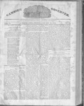 Gambier Observer, January 10, 1834