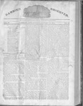 Gambier Observer, January 17, 1834