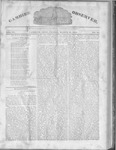 Gambier Observer, March 28, 1834