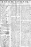 Gambier Observer, April 03, 1835
