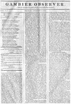Gambier Observer, August 21, 1835