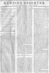 Gambier Observer, February 27, 1835