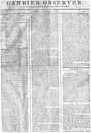 Gambier Observer, January 02, 1835