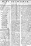 Gambier Observer, July 03, 1835