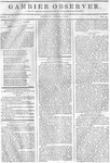 Gambier Observer, June 05, 1835