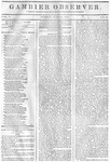 Gambier Observer, June 19, 1835