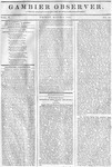 Gambier Observer, March 06, 1835