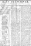 Gambier Observer, May 08, 1835