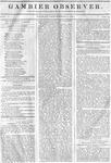 Gambier Observer, September 04, 1835