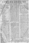 Gambier Observer, September 25, 1835