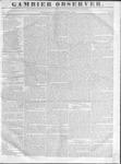 Gambier Observer, November 25, 1835