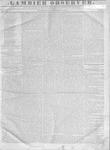 Gambier Observer, October 21, 1835