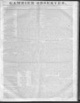 Gambier Observer, April 20, 1836
