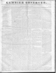 Gambier Observer, June 15, 1836