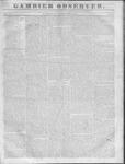 Gambier Observer, November 2, 1836