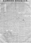 Gambier Observer, November 16, 1836