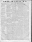 Gambier Observer, October 26, 1836