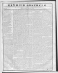 Gambier Observer, August 03, 1836