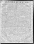 Gambier Observer, August 17, 1836