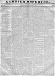 Gambier Observer, December 07, 1836