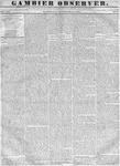 Gambier Observer, December 14, 1836