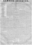 Gambier Observer, December 21, 1836