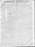 Gambier Observer, June 01, 1836