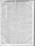 Gambier Observer, October 05, 1836