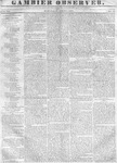 Gambier Observer, April 5, 1837
