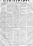 Gambier Observer, April 19, 1837